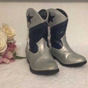 Healthtex Toddler Dallas Cowboys Boots